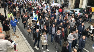Journée d'action sociale : le point sur la mobilisation en Limousin