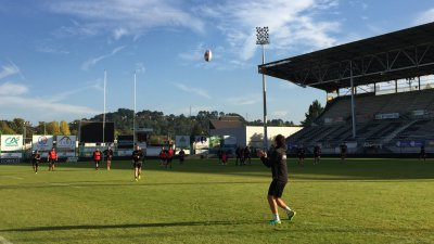 CA Brive : l'Europe sans pression