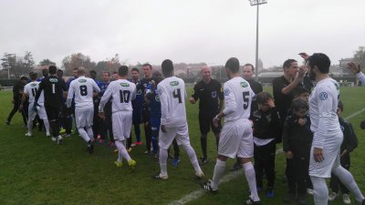 Coupe de France de Football : les Chamois Niortais battent Tournefeuille