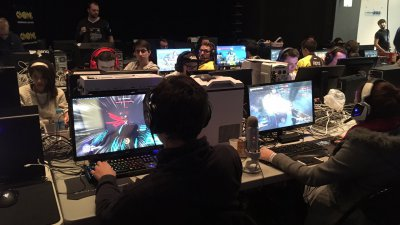Gamers Assembly Halloween : l'e-sport peut il devenir un jeu olympique ?