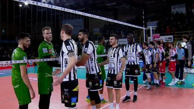 Volley : Poitiers trébuche face à Tourcoing