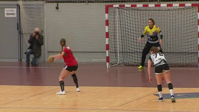 Handball D2F : Aunis s'incline devant Noisy : 24-32