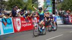 Poitiers : Gladys Verhulst (Charente-Maritime Women Cycling) remporte la Picto-Charentaise