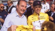 Jacques Chirac Tour de France 2018 Corrèze