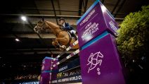 Jumping International de Bordeaux : Daniel Deusser et Tobago Z