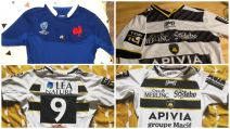 maillots cagnotte - Stade Rochelais Orioli