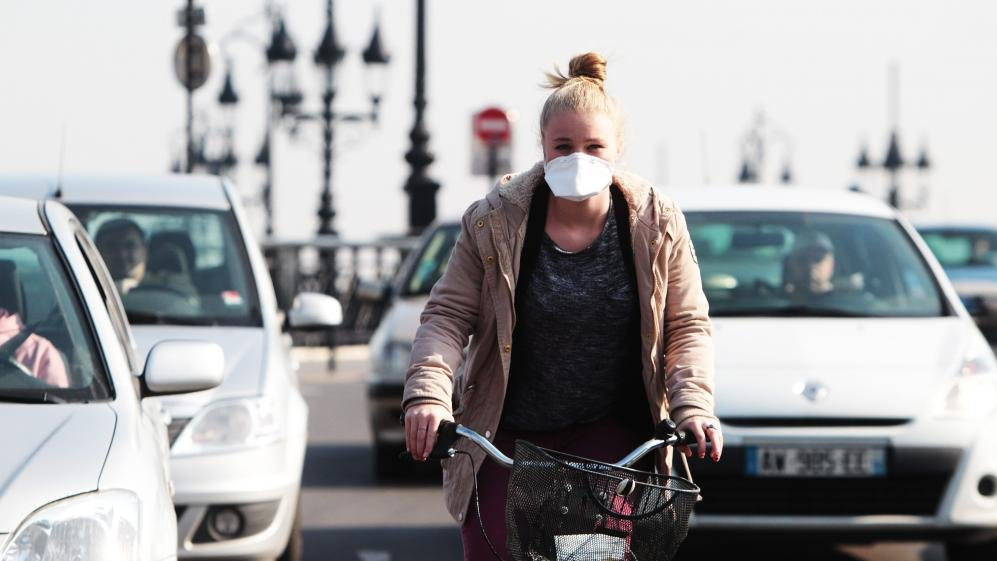 Pollution de l'air : le premier niveau d'alerte est maintenu à Bordeaux