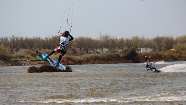La coupe d'Europe junior de kitesurf s'invite sur la côte audoise