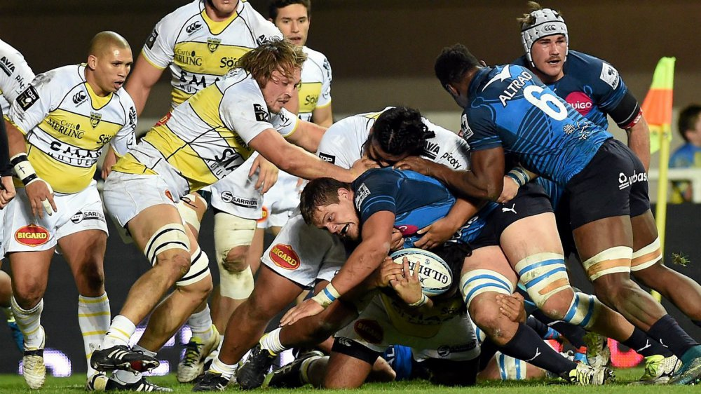 Top 14 - Montpellier bat La Rochelle (25-20)