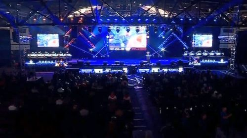 Gamers Assembly à Poitiers : des finales de Pâques de... Legends
