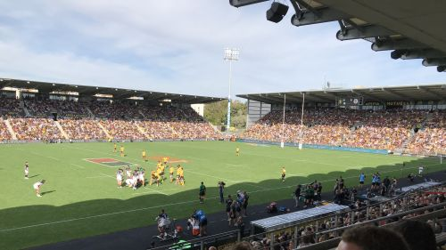 Top 14, La Rochelle bat Toulouse, le Champion de France en titre, 28 à13