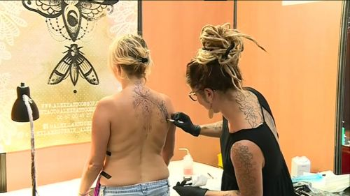 Agen capitale du tatouage le temps d'un week-end