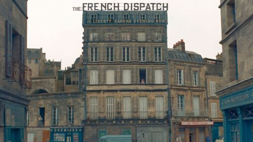 """Angoulême : Attention chef d'oeuvre avec """"The french dispatch"""" !"""