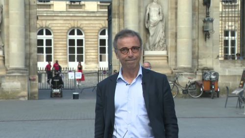 Election du maire de Bordeaux, l'écologiste Pierre Hurmic, en direct vendredi 2 juillet à 9 h 50 sur France 3