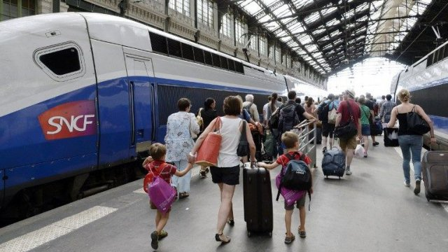 TGV en gare de Lyon (illustration) / © AFP PHOTO / BERTRAND GUAY