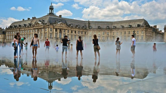 3 places de Bordeaux parmi les 18 plus belles places de France