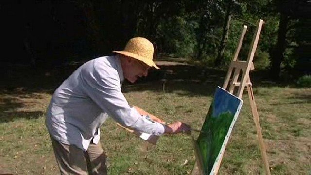 Claude Monet a peint 23 toiles illustrant les paysages de la Creuse / © France 3 Limousin