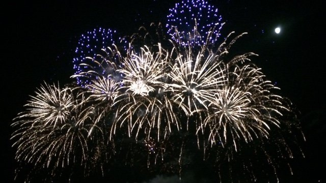 On attend des milliers de personnes au grand feu d'artifice de Royan, la circulation s'annonce difficile