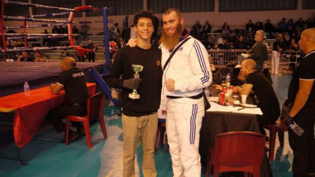 Des champions landais à la coupe de France de Boxe américaine full contact