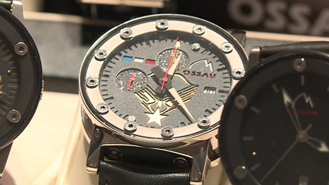 Des montres de luxe made in Béarn