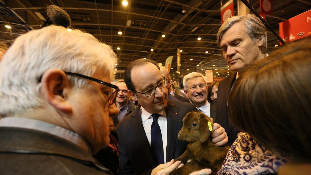 François Hollande, L214, le SIA2017 : le salon des illusions