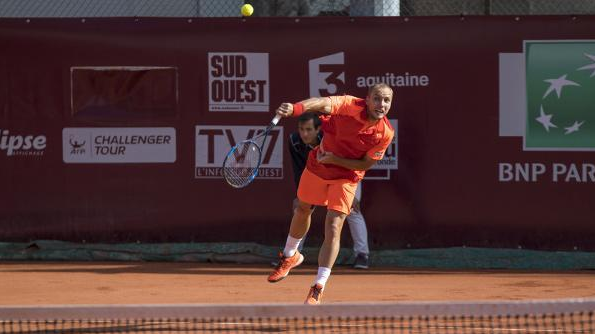 Regardez EN DIRECT la finale du Tournoi de tennis Bordeaux Primrose 2017