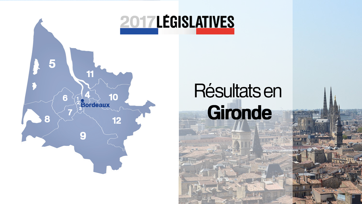 Legislatives gironde