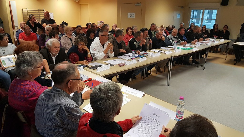 Creuse Grand Sud sous tension