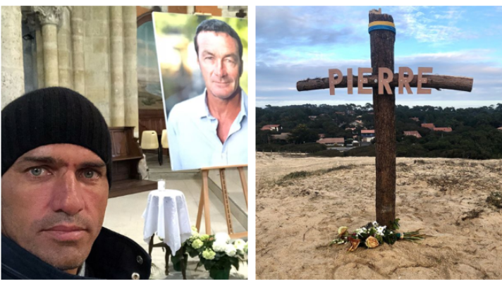 Disparition de Pierre Agnès : un hommage en images par son ami Kelly Slater