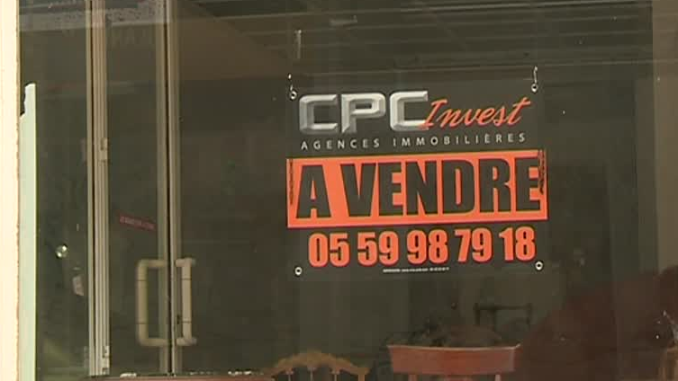 La crise du commerce à Pau / © France 3