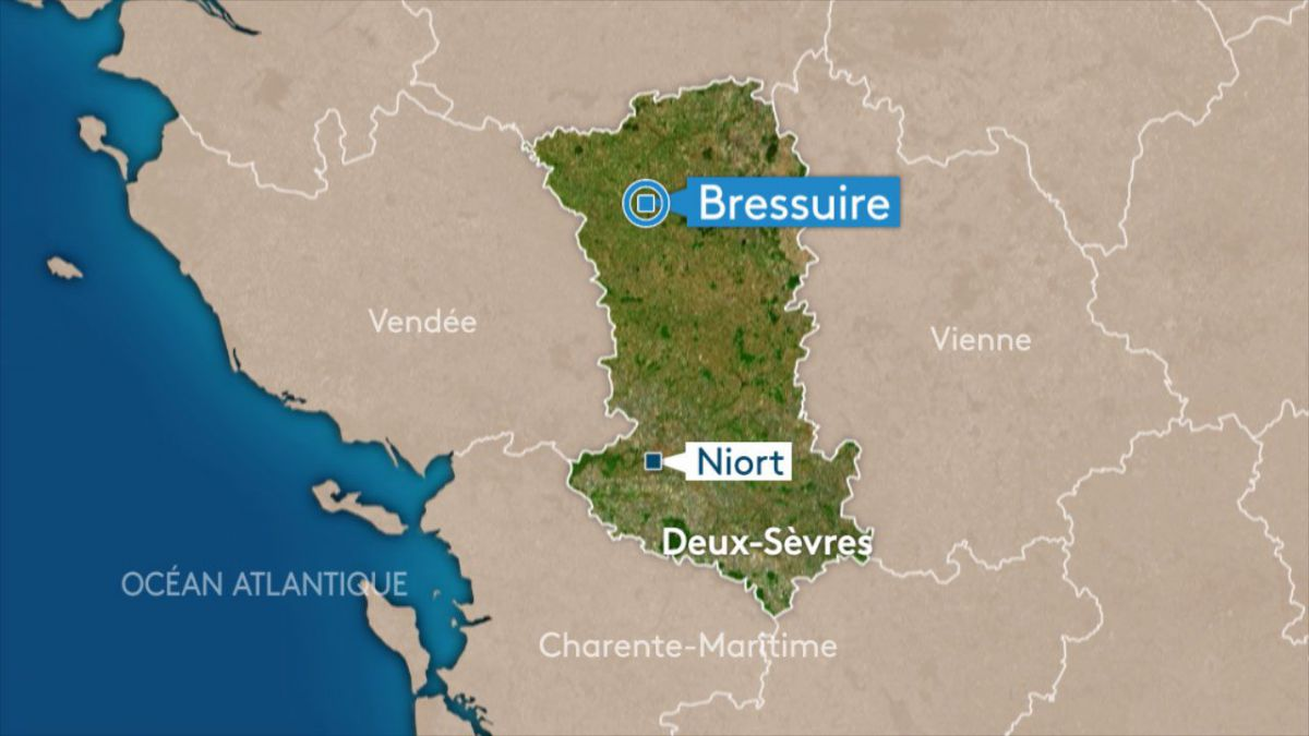 Accident mortel à Bressuire cet après-midi - France 3 ...