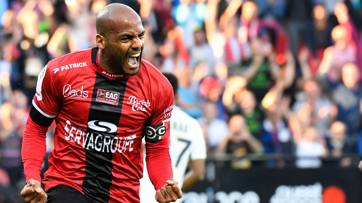L1 - Bordeaux : Officiel pour Jimmy Briand (ex-Guingamp)