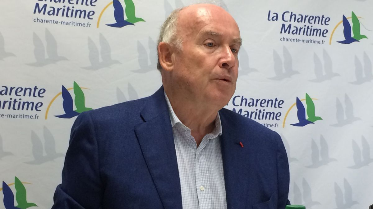 Remaniement : Dominique Bussereau n'entrera pas au gouvernement