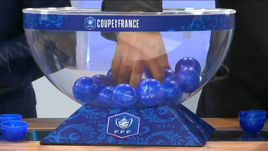 DIRECT. Tirage du 6ème tour de la Coupe de France de football en Nouvelle-Aquitaine