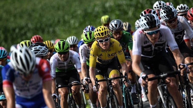 Le Tour de France 2019 au départ de la Grand-Place