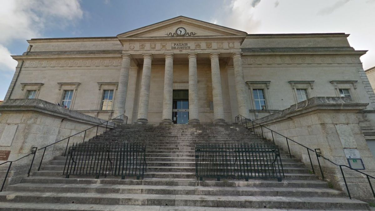 Le palais de justice d'Angoulême. Photo d'illustration. / © Google street map