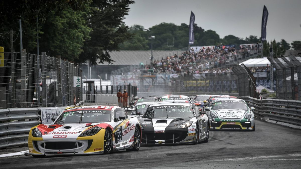 Grand Prix de Pau : les courses EN DIRECT sur France 3 NoA