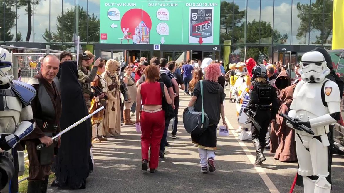 VIDEO. Les temps forts du Bordeaux Geek Festival 2019