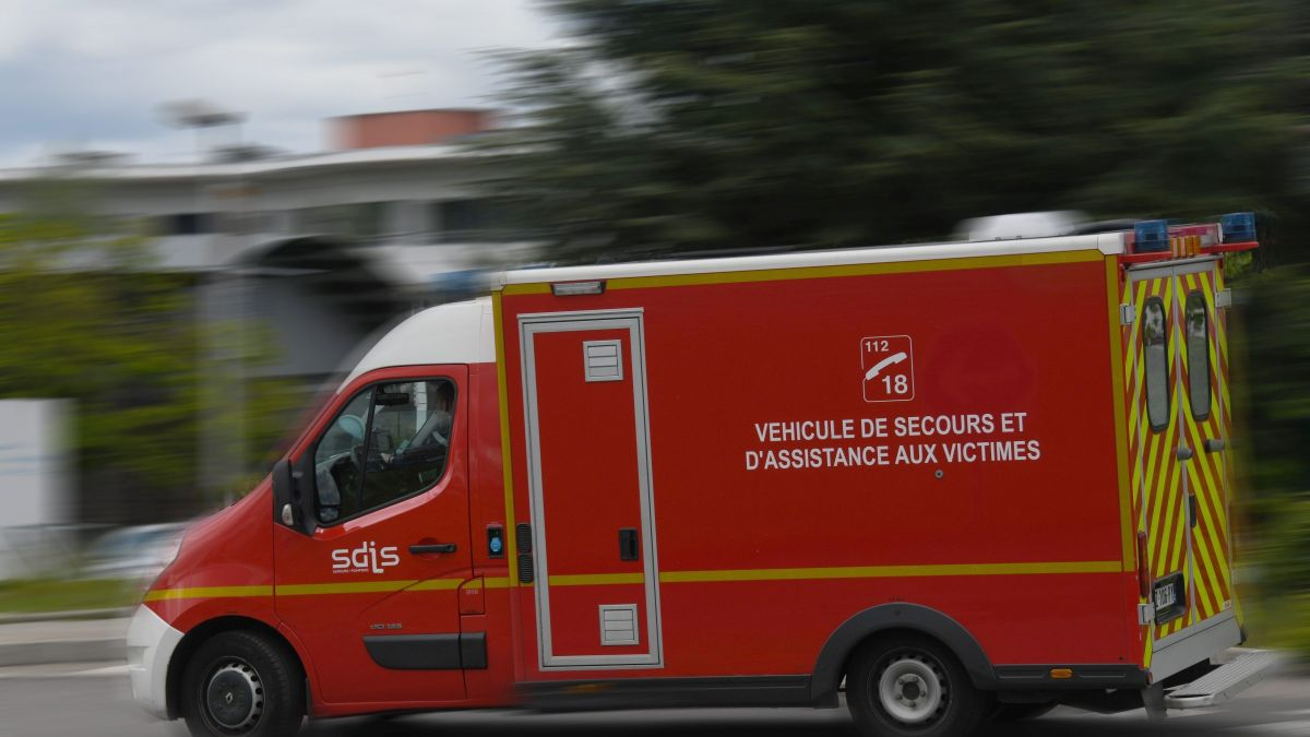 Un nourrisson gravement blessé dans un accident de la route à Saint-Angel en Corrèze