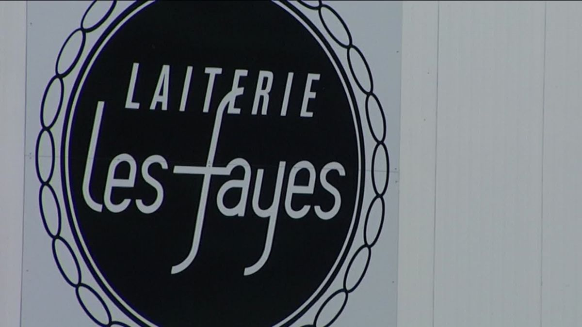 Vague de licenciements à la laiterie Les Fayes