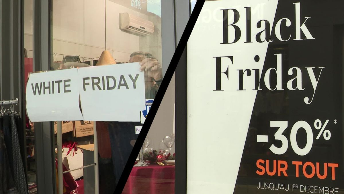 White Friday Vs Black Friday / © Christophe Guinot - France Télévisions