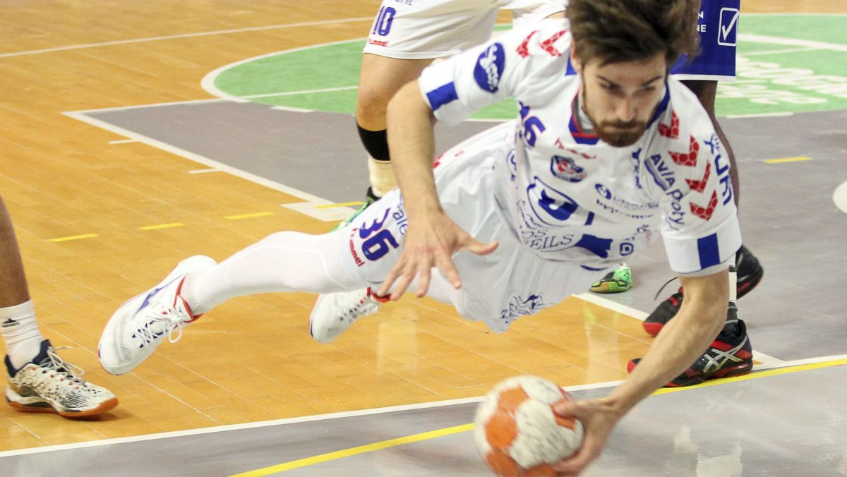 Handball : vivez en direct le 16e de finale Limoges vs. Chartres de Coupe de France