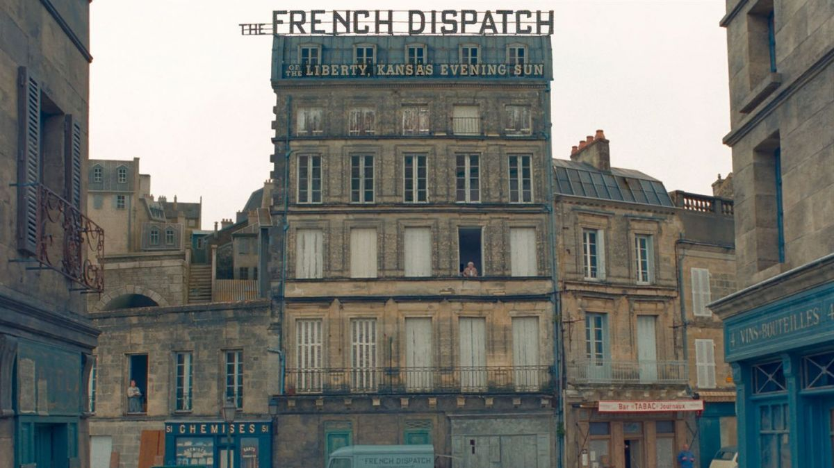"Angoulême : Attention chef d'oeuvre avec ""The french dispatch"" !"