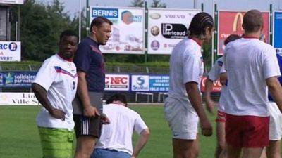 © rugby, fédérale une, USA Limoges, Massy Paliseau, Beaublanc, limoges