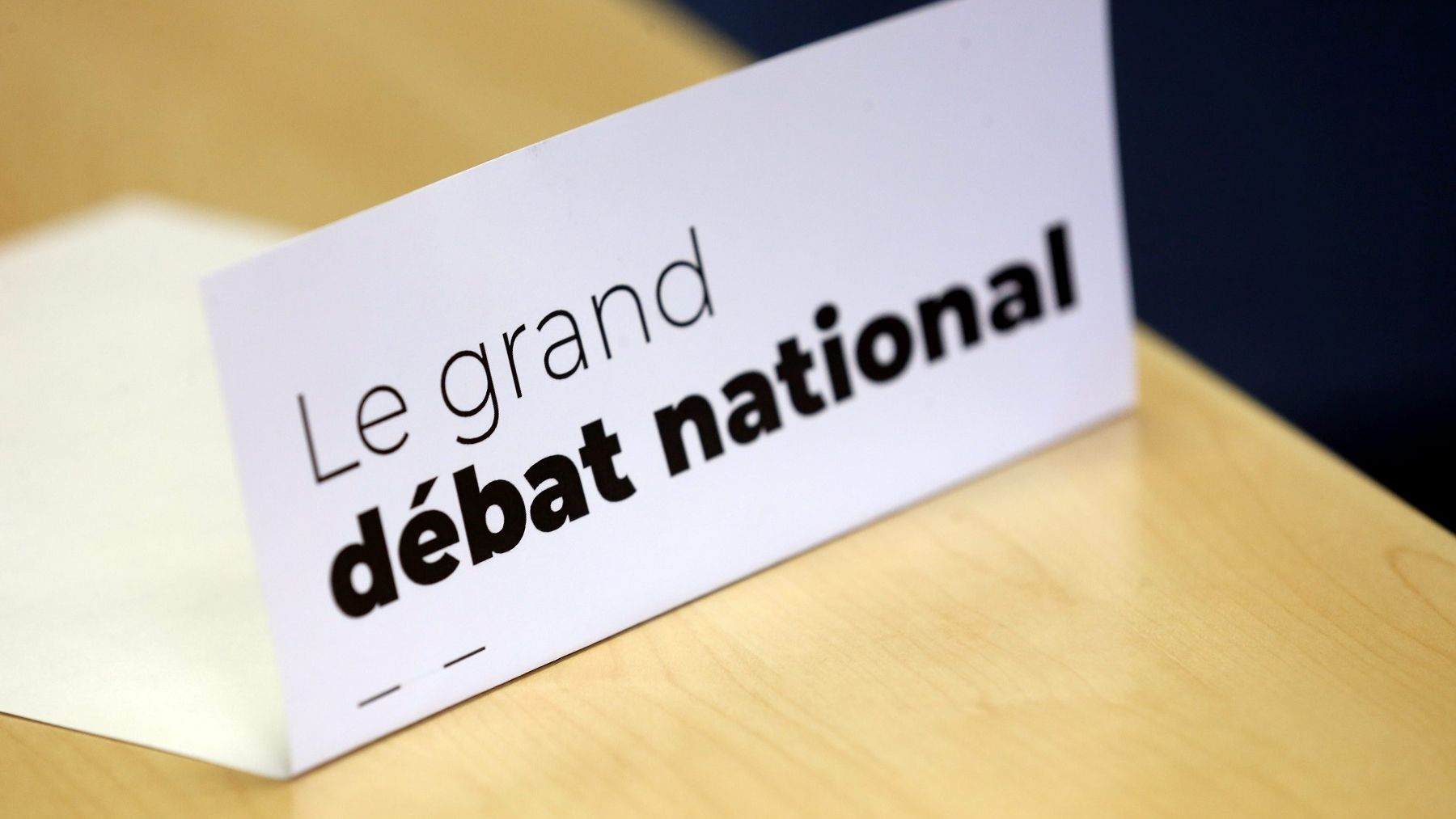 Emission spéciale grand débat national en Occitanie