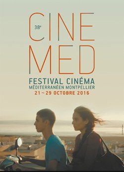 L'affiche de Cinemed 2016 © Cinemed