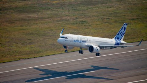 Airbus va augmenter les cadences de production de l'A320