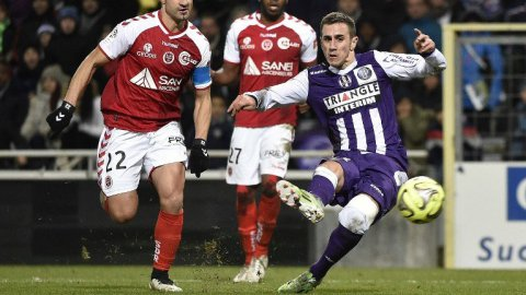 Ligue 1 : Toulouse se donne de l'air face à Reims