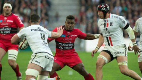 Top 14 : Toulouse bat Toulon 34 à 24, à l'issue d'une belle rencontre