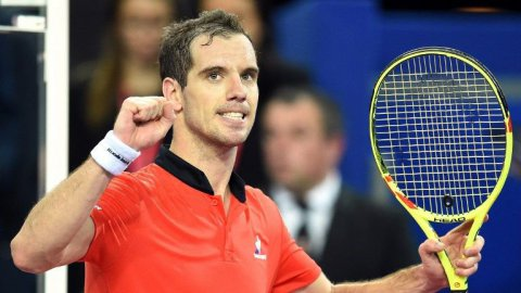 Open Sud de France : Richard Gasquet en finale contre Paul-Henri Mathieu